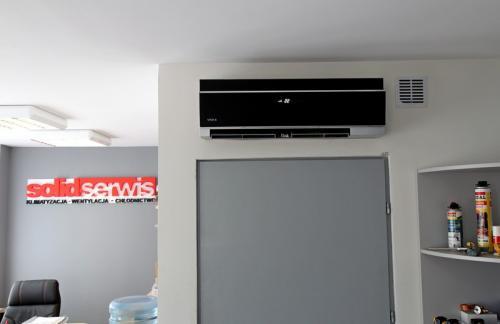 Klimatyzator naścienny