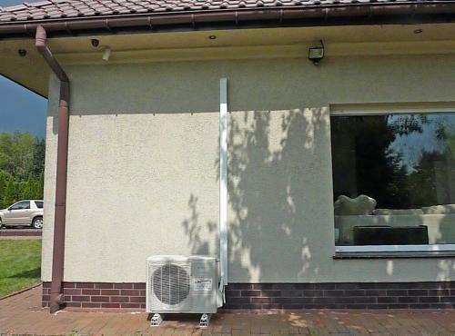 Klimatyzator agregat Fuji Electric RSG12KMCC