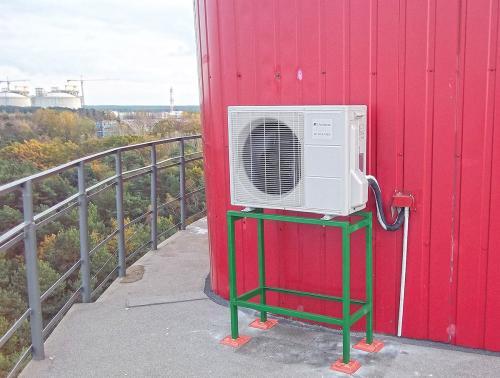 Klimatyzator agregat Fuji Electric RSG18