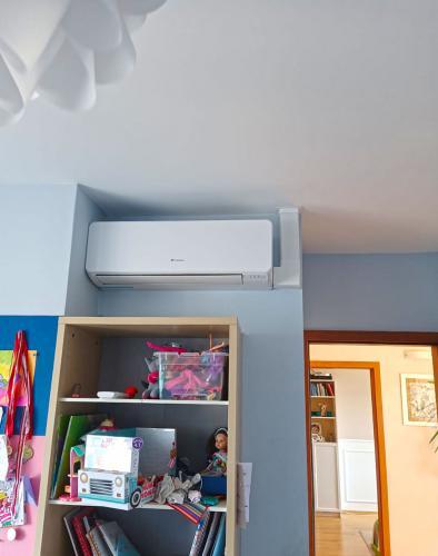 klimatyzator naścienny split Fuji Electric RSG09KMCC